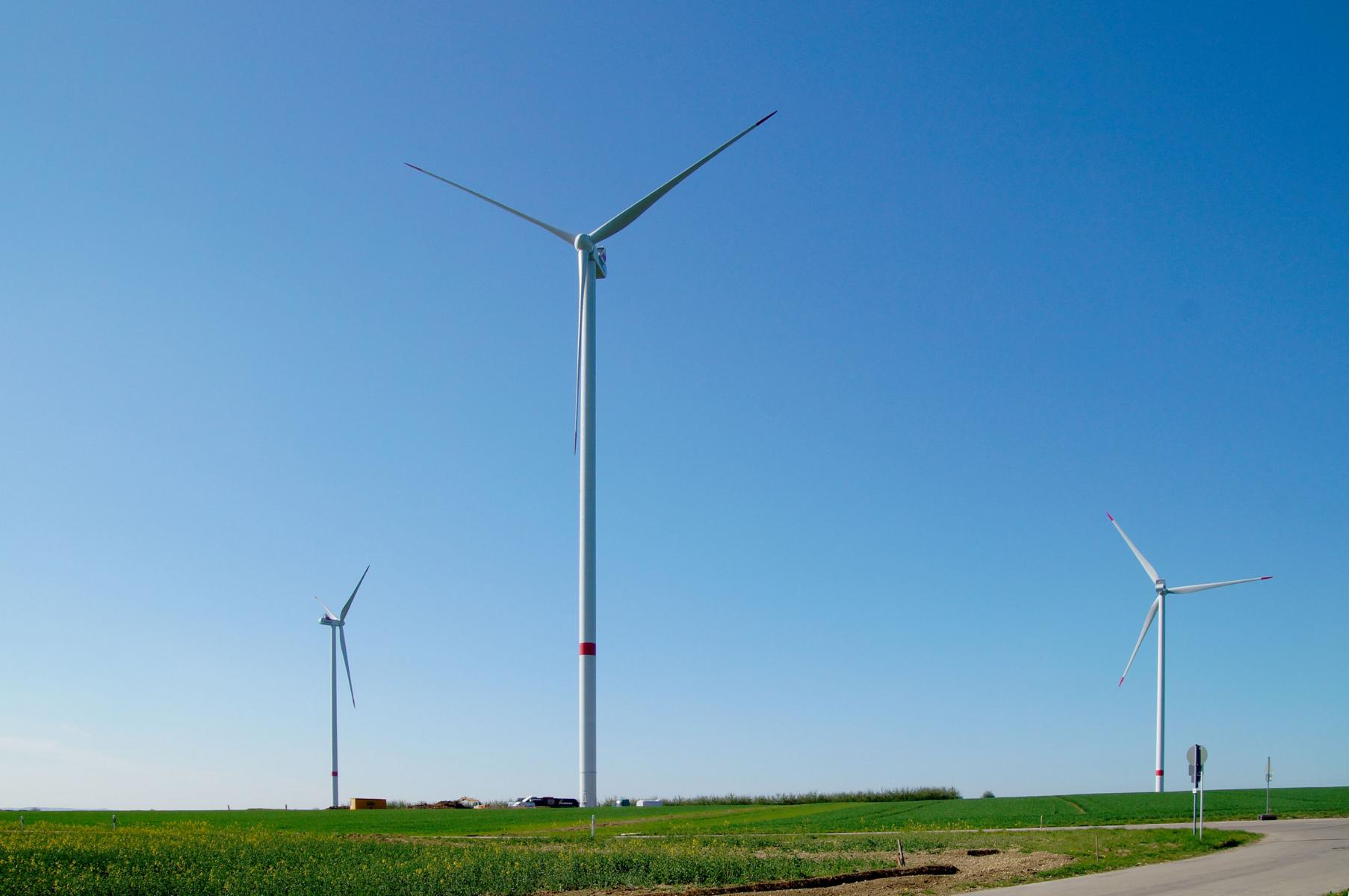 EKdM Merzig Windpark Merchingen II